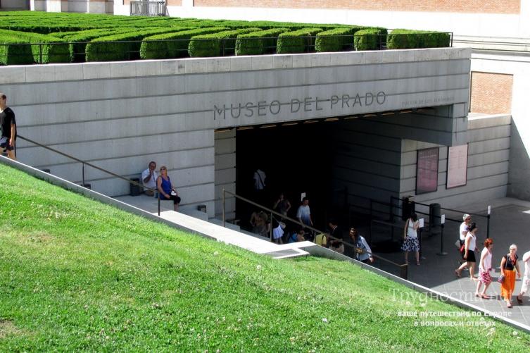 Музей Прадо в Мадриде: как купить билеты, как добраться ... Музей Прадо Внутри